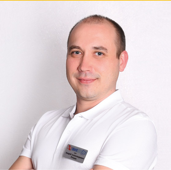 Стоматолог-ортопед, терапевт Речкин Андрей Александрович, Харьков