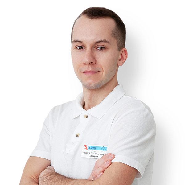 Стоматолог терапевт Андрей Шадрин