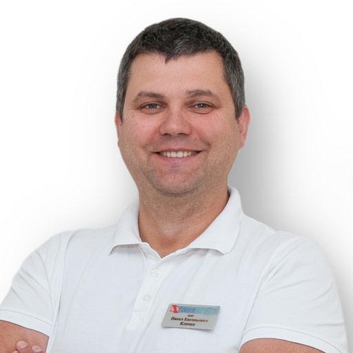 Клочко Павел Евгеньевич стоматолог терапевт ортопед SV Dent